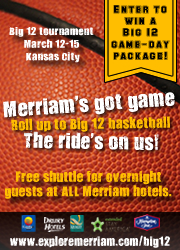 Merriam Hotel Shuttle - Big 12