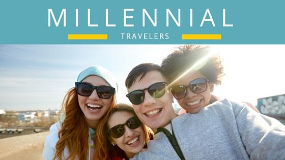 selfie photo - millennials